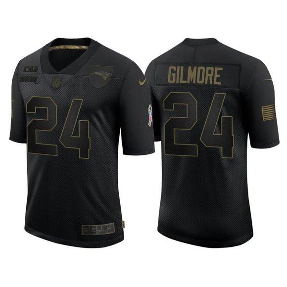 New England Patriots Stephon Gilmore Jersey